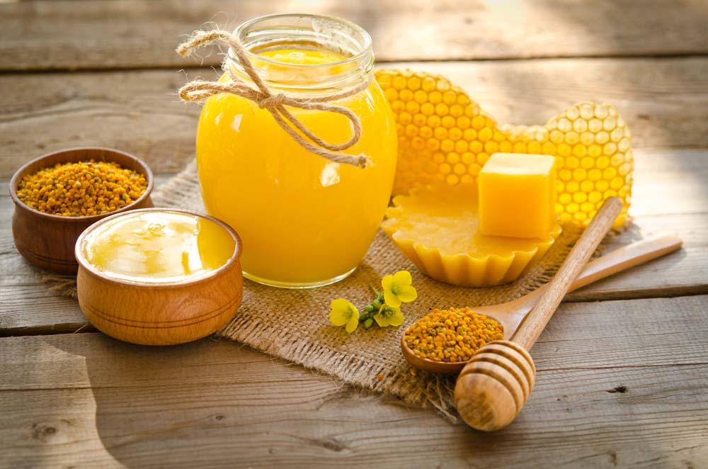 牛皮癣患者常喝蜂蜜好处